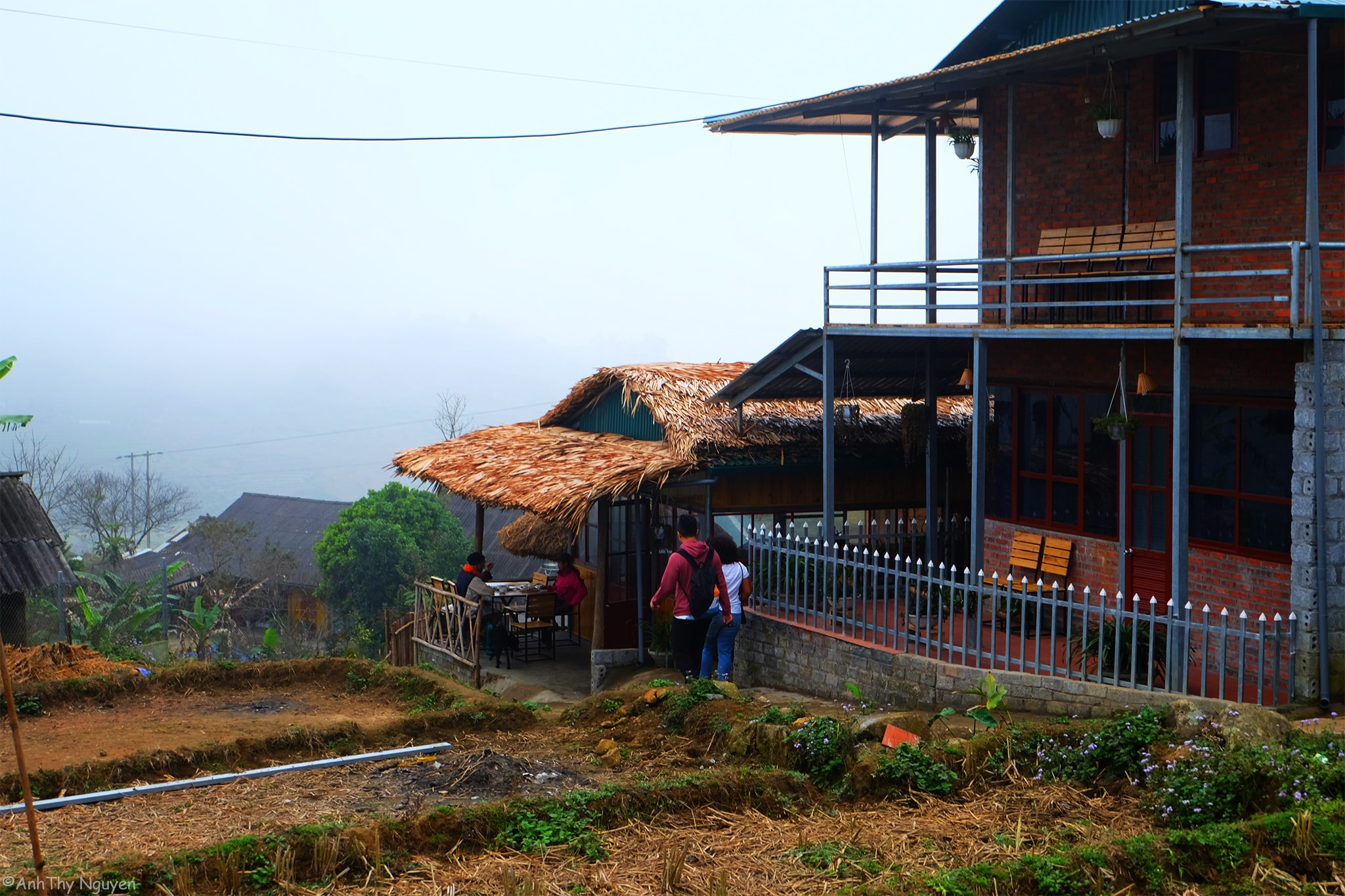 Sapa Travel - Sapa homestay - H'Mong the hills - where to stay in Sapa