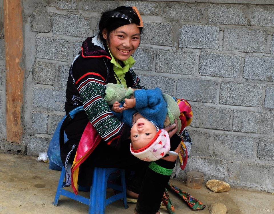 Sapa Travel- Ta Van village 2